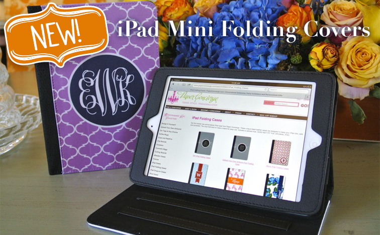 NEW! iPad Mini Folding Cases